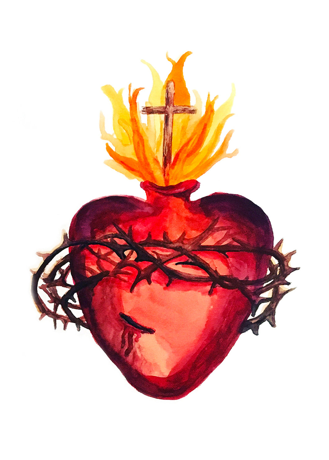 SACRED HEART OF JESUS DIGITAL DOWNLOAD