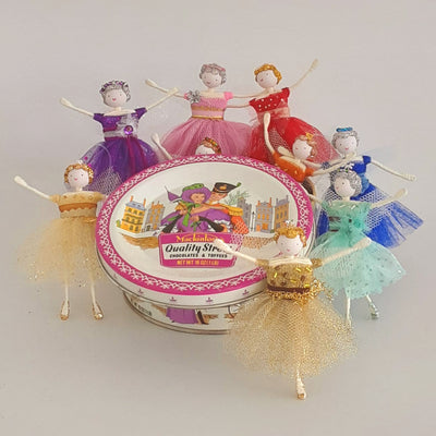 The Sweetie Tin fairies are finally here!