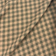 Merchant and Mills New England Gingham Laundered Linen