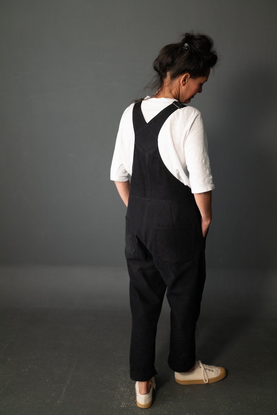 Merchant and Mills - Harlene Dungarees - Sewing Pattern