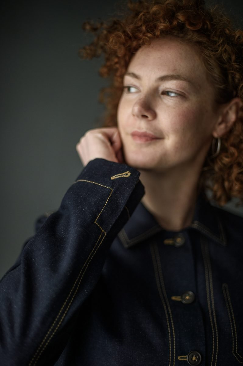Merchant and Mills - Ottoline Jacket - Sewing Pattern