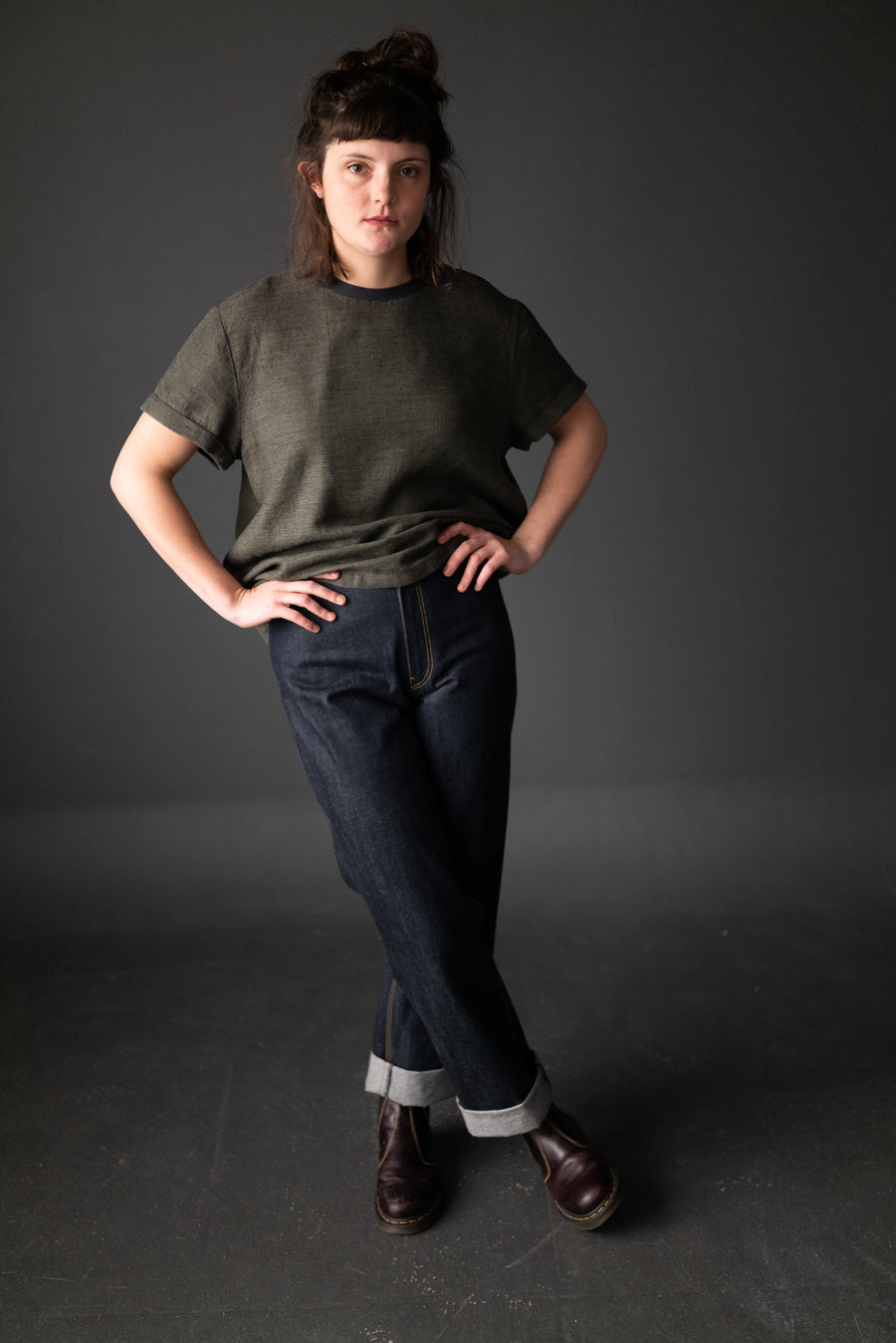 Merchant and Mills - Tee Shirt - Sewing Pattern