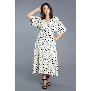 Closet Core Patterns - Elodie Wrap Dress - Sewing Pattern -