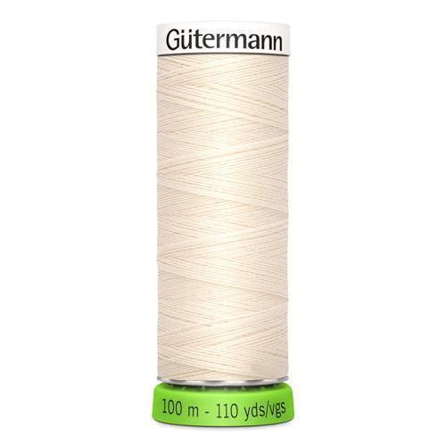 Gütermann Recycled Polyester Thread - 100m - Colour 802