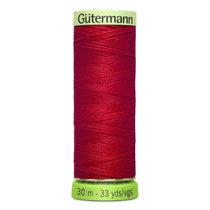 Gütermann Recycled Polyester Top Stitch Thread - 30m - Colour 156