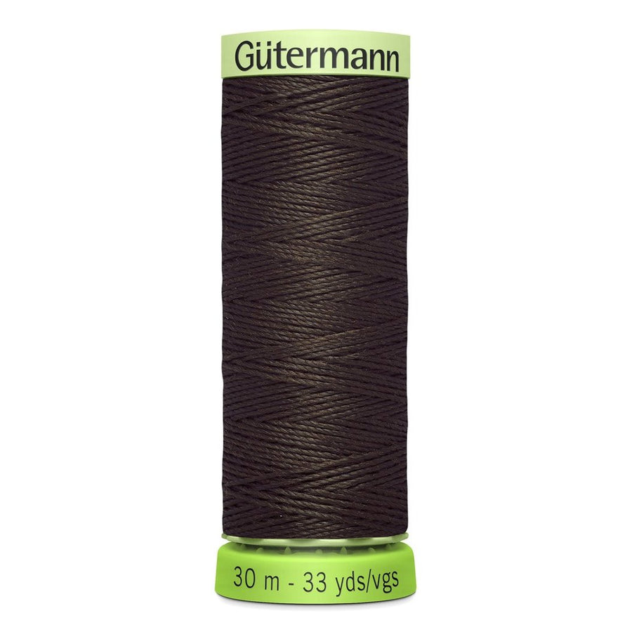 Gütermann Recycled Polyester Top Stitch Thread - 30m - Colour 696