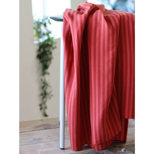 Meet MILK Two-Tone Stripe Tencel Twill Cider - fabric