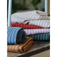 Load image into Gallery viewer, Meet MILK Two-Tone Stripe Tencel Twill Puff - fabric