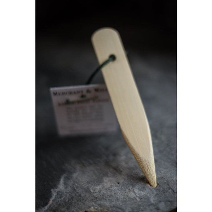 Merchant and Mills Bamboo Point Turner - notion