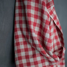 Load image into Gallery viewer, Merchant and Mills - Calamity Red Gingham - European
