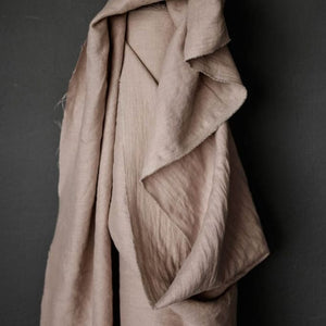 Merchant and Mills - French Clay - European Laundered Linen