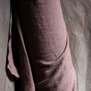 Merchant and Mills - Oxblood - European Laundered Linen -