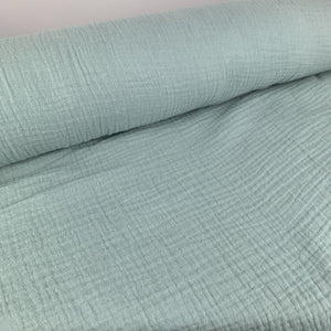 Merchant and Mills Vernon Double Gauze Cotton - fabric