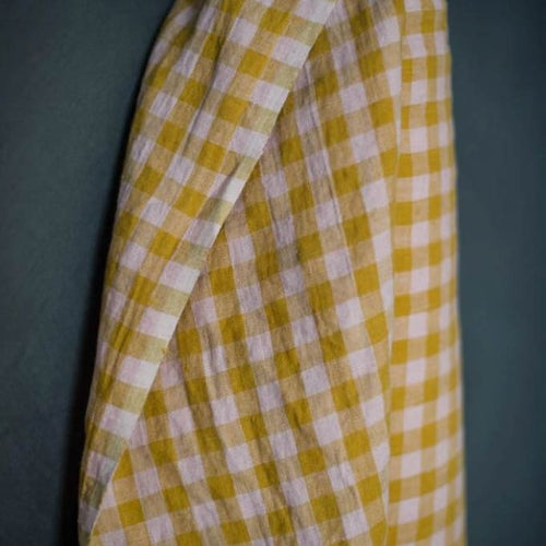 Merchant and Mills - Wes Gingham - European Laundered Linen