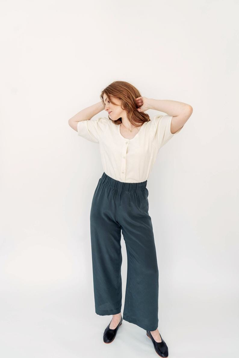 Top indie sewing patterns: Pomona Pants