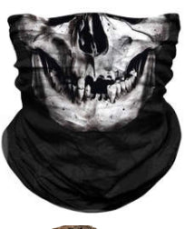 Cooling Face Mask Bandana with Filter Pocket