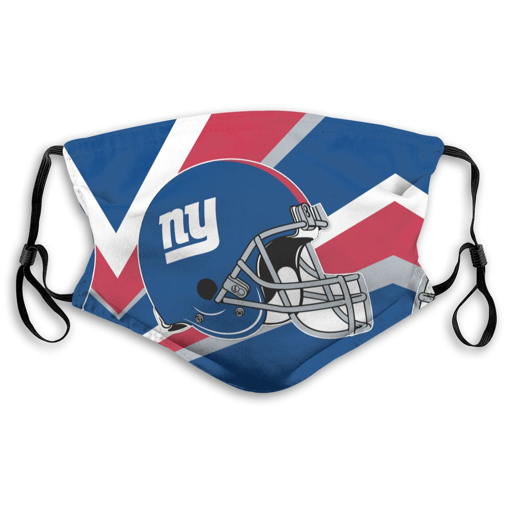 American Football Team New York Giants Face Mask Mouth Mask Fashion design