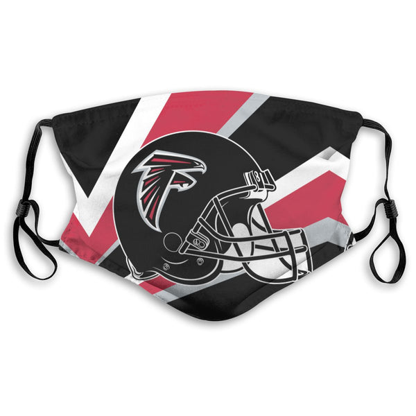 American Football Team Atlanta Falcons Face Mask Mouth Mask Fashion design