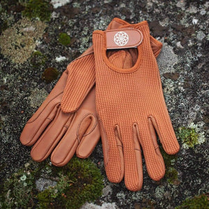 BoH Rider's Gloves Light Brown