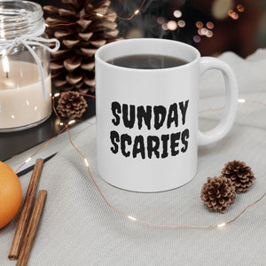 Sunday Scaries Mug