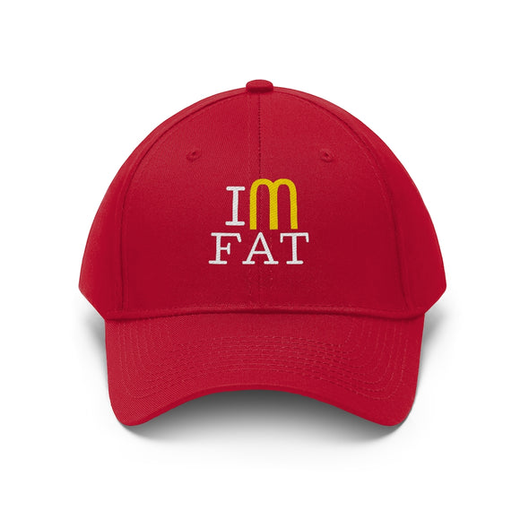 Funny Fat Hat