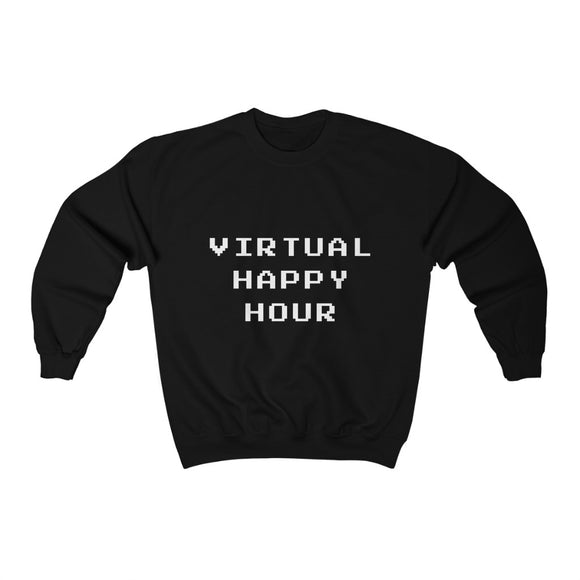 Virtual Happy Hour Sweatshirt