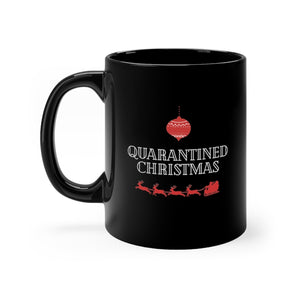 Quarantined Christmas Mug
