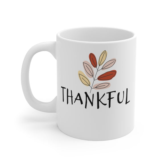 Thankful Coffee Mug