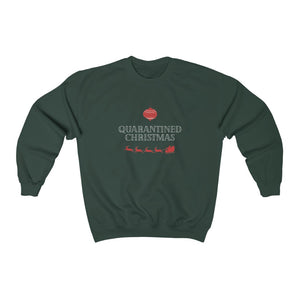 Quarantined Christmas Sweatshirt
