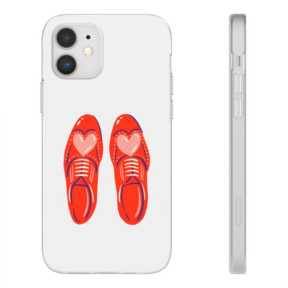 Heart Shoes Phone Case