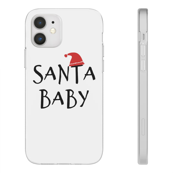Santa Baby Flexi Phone Case