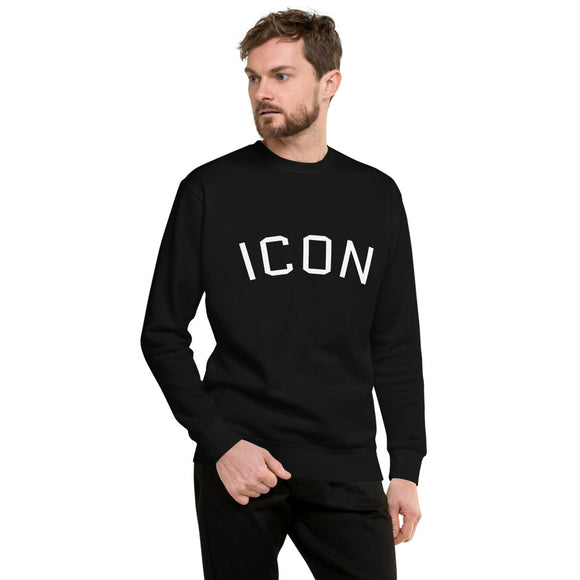 David Rose Icon Unisex Fleece Pullover