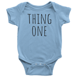 Baby Boy Twins - Thing One and Thing Two