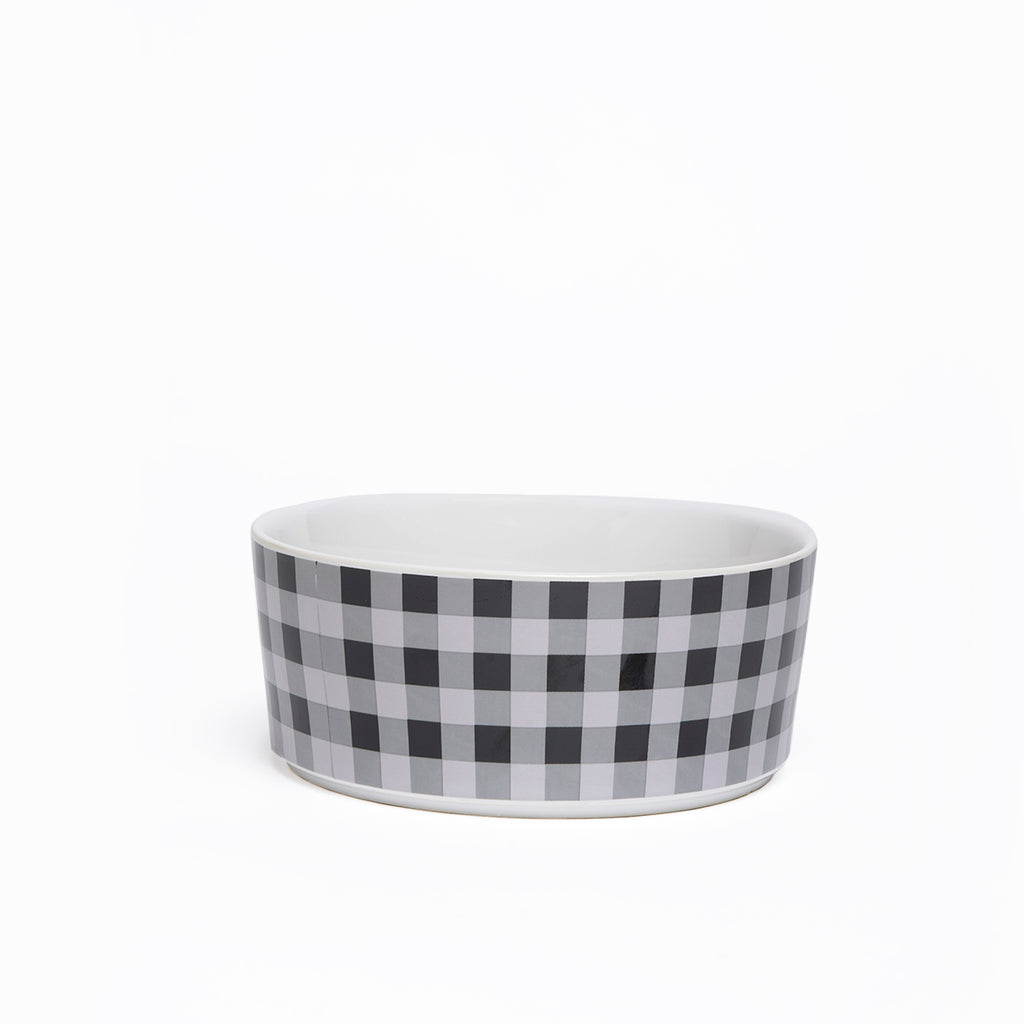 BUFFALO PLAID BOWL (LARGE)