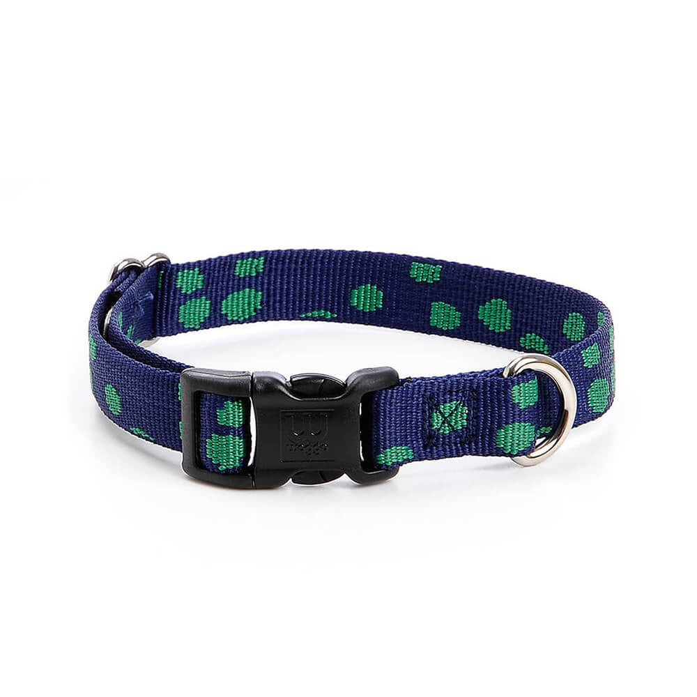 SPECKTACULAR NAVY SPECK COLLAR