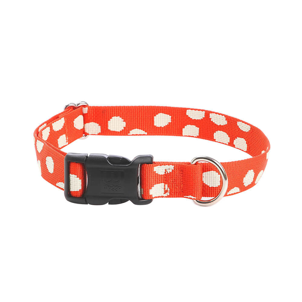 SPECKTACULAR RED SPECK COLLAR