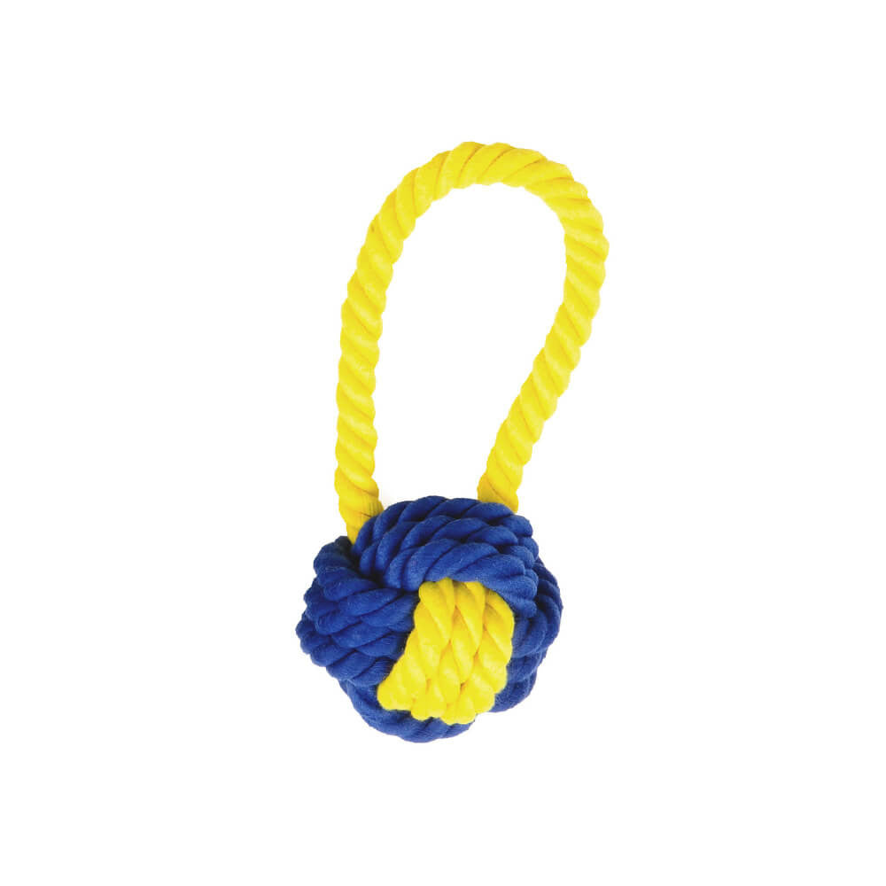 MINI HAVE A BALL ROPE TOY