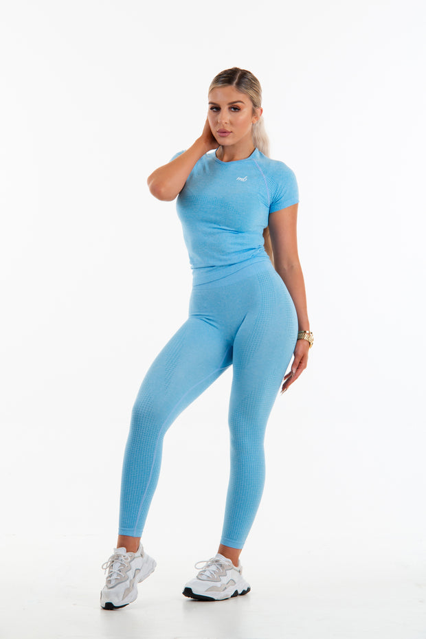 PERFORMANCE: Tights Sky Blue