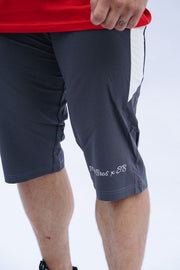 MB x SB 3/4 Shorts - Grey