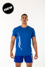 Signature T-Shirt - Royal Blue