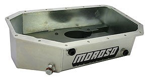 Moroso 7.5 qt K-Series Oil Pan K20/K24