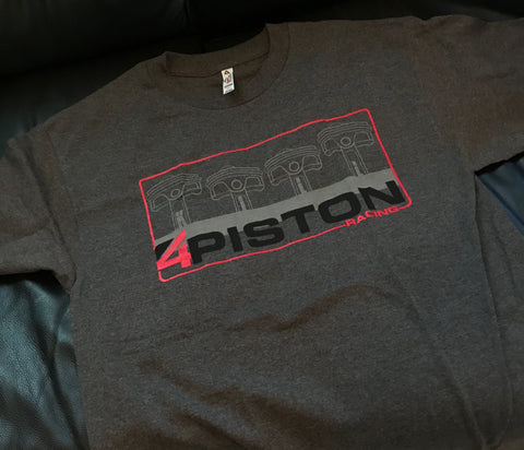 4P Piston and Rod T-Shirt