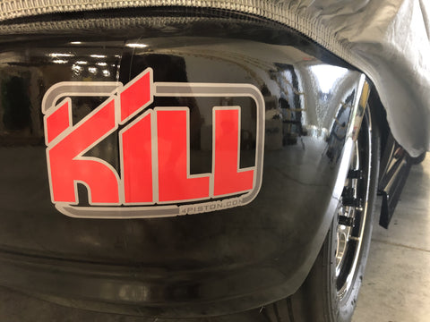 KILL Stickers