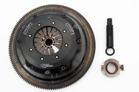 FK8 Civic Type R Clutch Masters FX725 Twin Disc Clutch Kit (lightweight flywheel included)