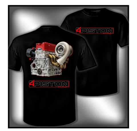 4P K-Series Engine TURBO T-Shirt