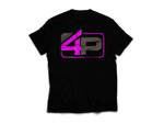 4P Color Logo Shirt PINK