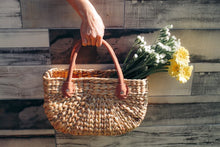 Load image into Gallery viewer, Basket Harvest Market Bag Small