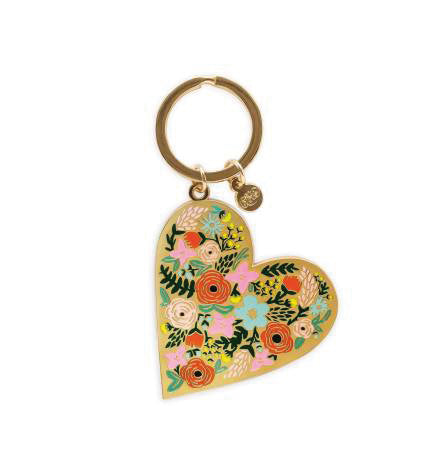 Porte clefs Coeur Rifle Paper Co