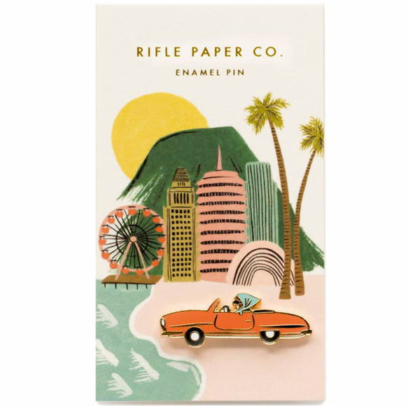 Pin's voiture Rifle Paper Co