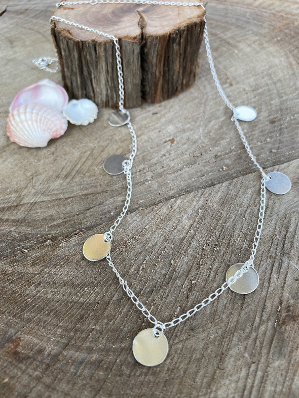 Silver 925 Necklace Abundance